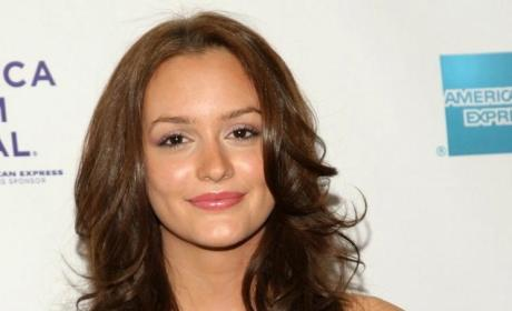 Leighton Meester Promotes Killer Movie, Body
