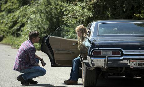 Supernatural Season Premiere Photos: Mama's Alright