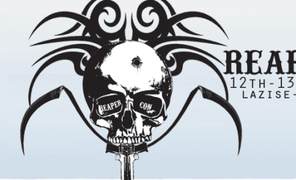 Sons of Anarchy Reaper Convention: Headed to Italy!