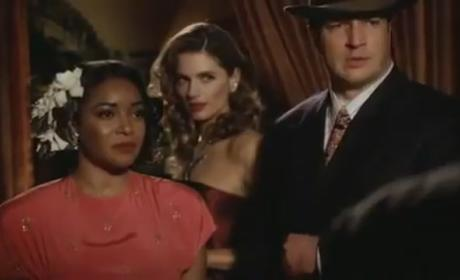 "Tamala Jones Teases ""Favorite Castle Episode Ever"""