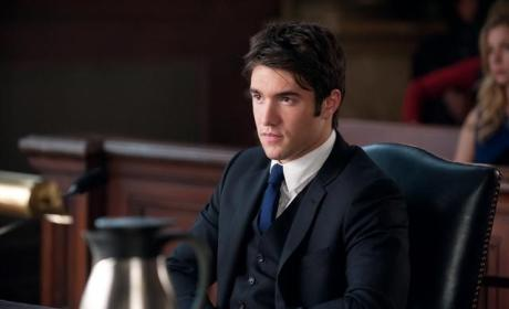 Daniel in Court