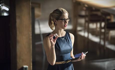 Working Hard - Arrow Season 4 Episode 7