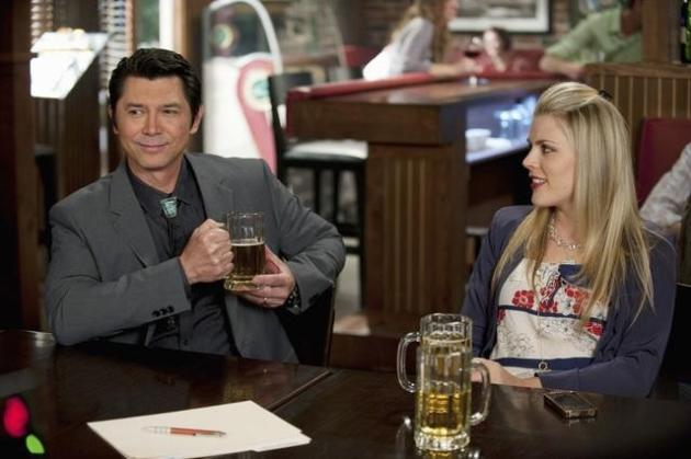 Lou Diamond Phillips on Cougar Town