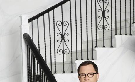 Joshua Malina as David Rosen in Season 4 - Scandal