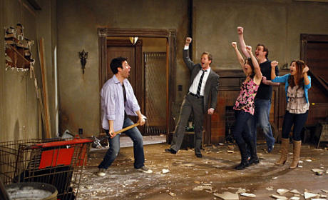 "How I Met Your Mother Review: ""Home Wreckers"""