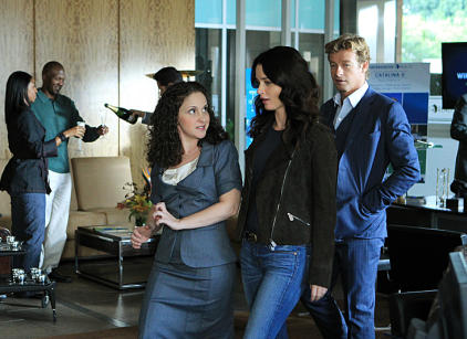 Watch The Mentalist Season 5 Episode 9 Online
