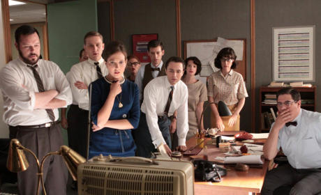 Mad Men Casting Scoop: Sterling Cooper Draper Pryce to Add Employees