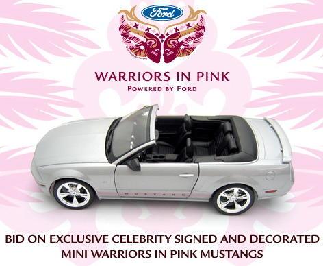 Grey's Anatomy Cast: Warriors in Pink