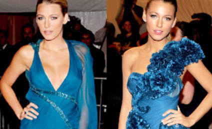 Blake Lively Steps Out, Looks Awesome