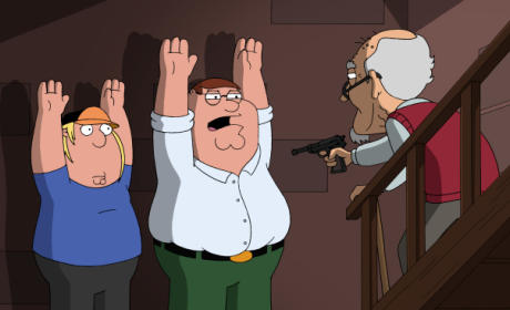 Family Guy Review: Down with Twilight, Nazis