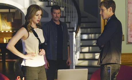 A Plan is Formed - Revenge Season 4 Episode 11