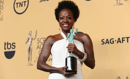 Viola Davis Photos: How To Get Away with Being Totally Awesome