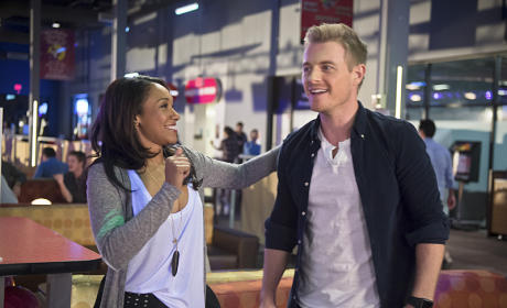 Rick Cosnett Teases The Flash Return, Eddie's Future With Iris