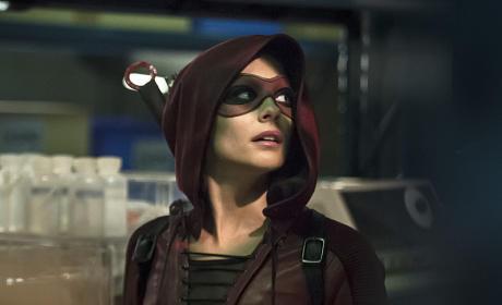 Speedy - Arrow Season 4 Episode 6