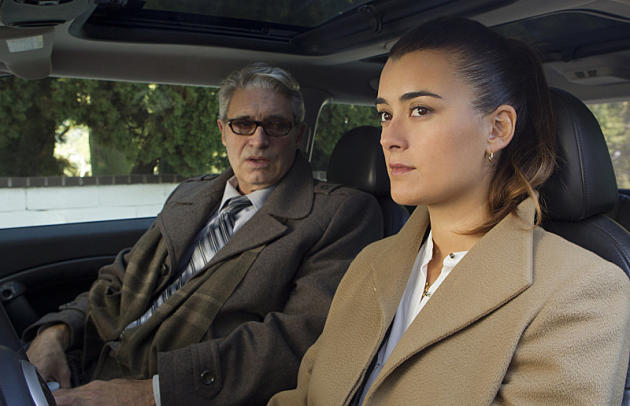 Ziva and Eli David