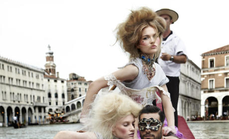 America's Next Top Model Review: Off to Venice!