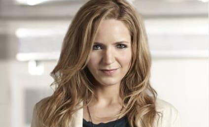Jordana Spiro Cast on The Good Wife As...