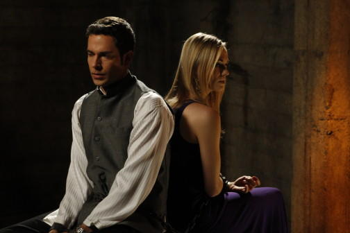Chuck and Sarah in Trouble?