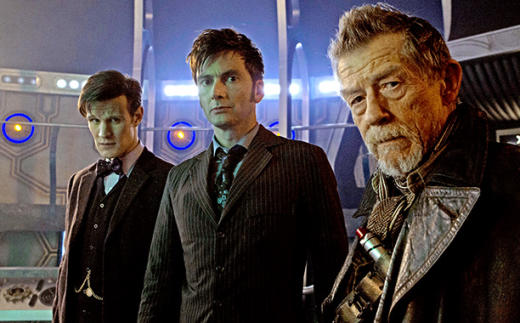 Day of the Doctor Photo