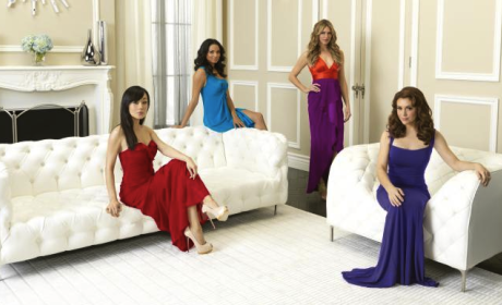 Mistresses: Renewed for Season 2!