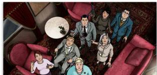 """Archer Review: """"The Limited"""""""