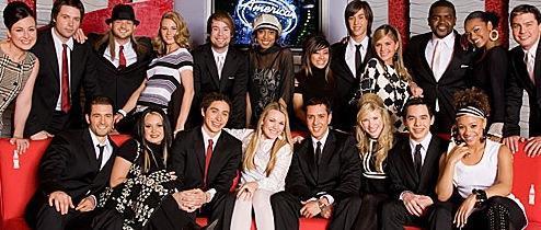American Idol Final 20