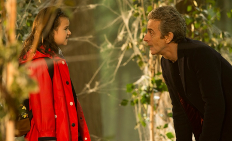 Doctor Who Season 8 Episode 10 Review: In the Forest of the Night
