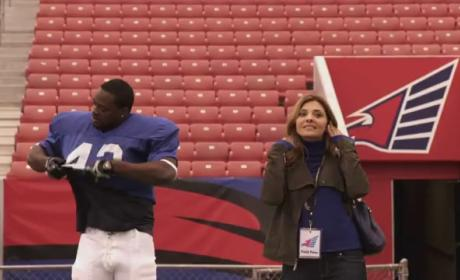 Necessary Roughness Series Premiere Clips: The Life of Dani Santino