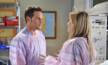 Karev and Robbins