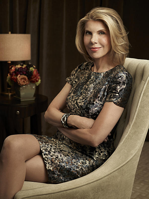 Christine Baranski (Diane Lockhart) - The Good Wife
