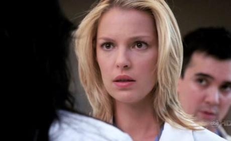 Grey's Anatomy Producers to Kill Izzie?