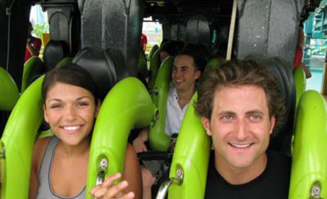 DeAnna Pappas & Jesse Csincsak: Amusement Park Fun
