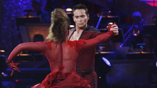 Dacascos Dancing