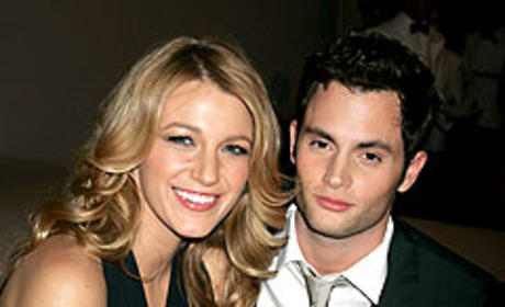 Blake Lively & Penn Badgley: Still Going Strong