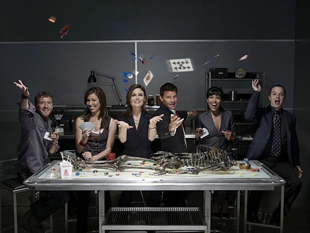 Bones Cast Pic