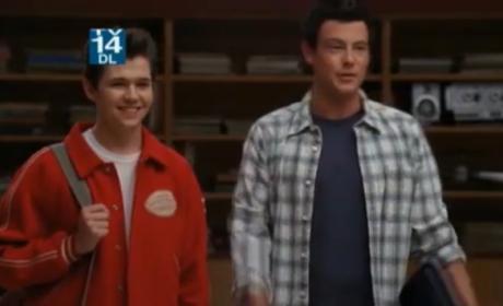 Damian McGinty Talks Glee