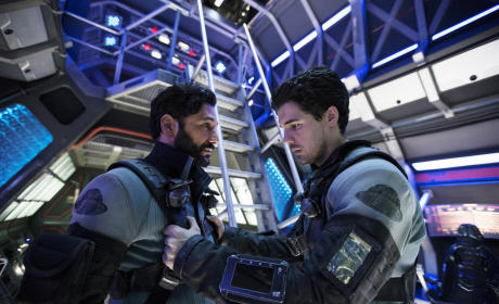 The Expanse Season 1 Episode 5 Review: Back to the Butcher