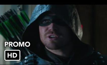 Arrow Episode Promo: She's Not Ready