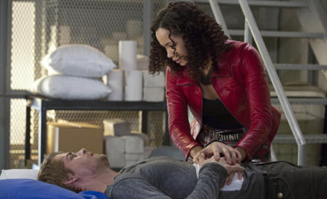 The Tomorrow People Interview: Madeleine Mantock Teases Jastrid, Remaining Human & More