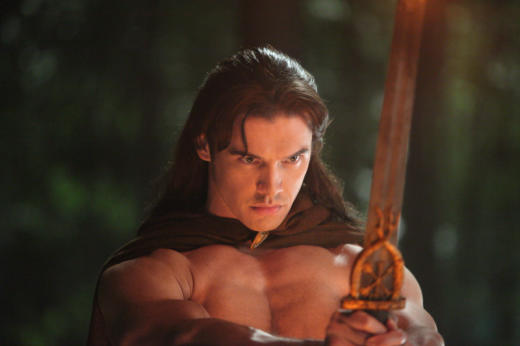 Paul Telfer as Alexander