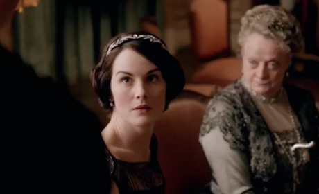 Downton Abbey Romantic Life Interests