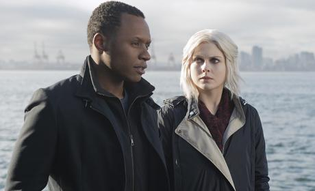 Let's Get Serious  - iZombie Season 2 Episode 17