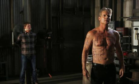 Agents of S.H.I.E.L.D. Season 2 Episode 7 Review: The Writing on the Wall