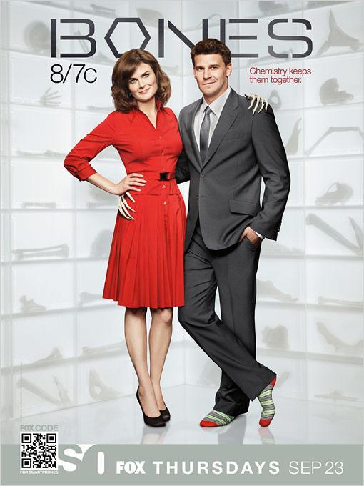 Bones Season 6 Poster