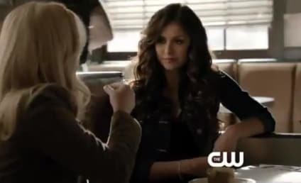 Vampire Diaries Sneak Peek: Rebekah vs. Katherine!