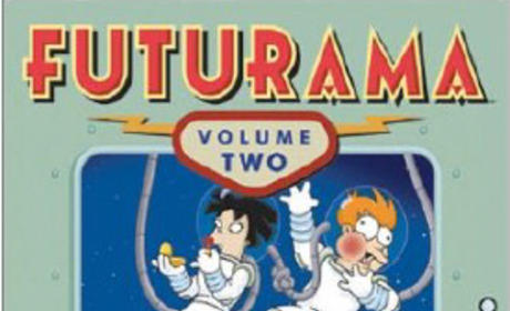 Futurama season 2 photo