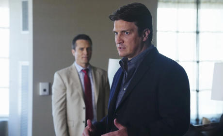 Castle Photos: Who's Having a Spa Day?