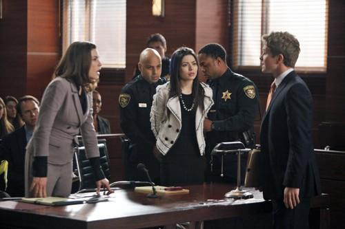 Miranda Cosgrove on The Good Wife