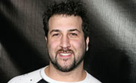 Joey Fatone Defends his Juicy Butt