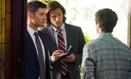 Supernatural Review: Let's Make A Movie